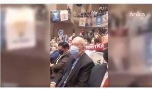 """AKP toplantısında il başkanının """"üye yapın"""" çağrısına yanıt: Üye olmuyorlar, """"bize yalan söylüyorsunuz"""" diyorlar"""