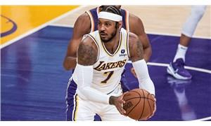 Carmelo Anthony, NBA'de en skorer oyuncular listesinde 9. sıraya yükseldi