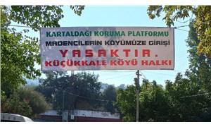 Köylüler isyan etti: İzmir'in ciğerlerine mermer ocağı saplanacak