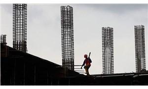 TÜİK: İnşaat sektöründe siparişler 1,9 azaldı, finansman sorunları yüzde 30'a yükseldi