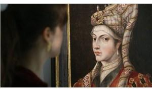 Hürrem Sultan portresi 126 bin sterline satıldı