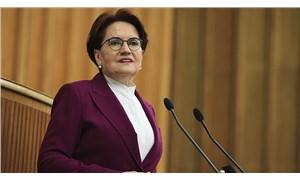 Meral Akşener: Türkiye'de para devlet eliyle aklanıyor
