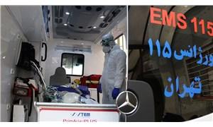 İran'da son 24 saatte Covid-19 nedeniyle 159 kişi hayatını kaybetti