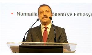Kavcıoğlu açıkladı: Merkez Bankası enflasyon tahminini yükseltti, faiz indirimi mesajı verdi