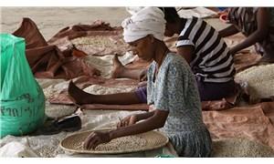 Milyonlarca kadın kıtlığın ortasında
