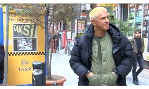 'Taksi' filminin başrol oyuncusu Naceri, İstanbul'da taksi bulamadı