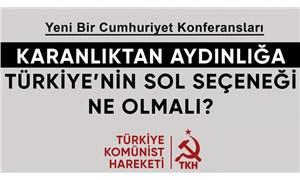 TKH'nin 'Yeni Bir Cumhuriyet Konferansları' başlıyor