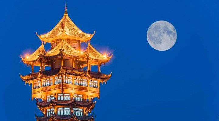Çin, Uzay'a 'Yapay Ay' fırlatmayı planlıyor