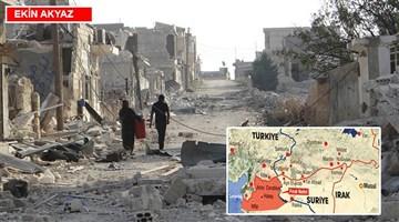Fırat'ın doğusunda Türkiye manevra şansına sahip değil