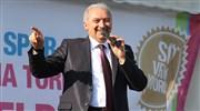 İBB Başkanı: Martı Projesi değil, martı figürü iptal edildi