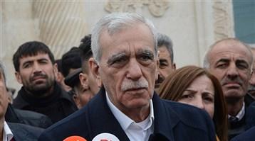 Görevden alınan Ahmet Türk'ten ilk açıklama