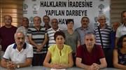 HDP: Halkın iradesine yapılan darbeye hayır