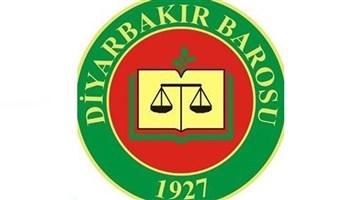 Saray'ın davetini reddeden Diyarbakır Barosu: Tüm baroları Diyarbakır'a davet ediyoruz