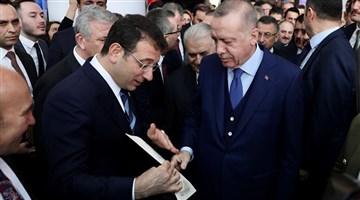 Erdoğan'dan İmamoğlu'nun mektubuna ilişkin açıklama