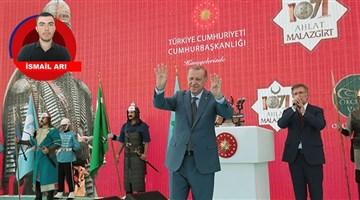 Erdoğan katıldı, Malazgirt'e para aktı