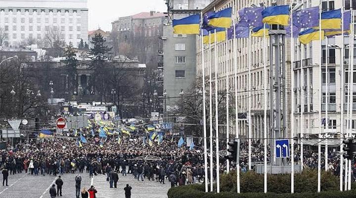 Ukrayna Başbakanı Gonçaruk istifa etti
