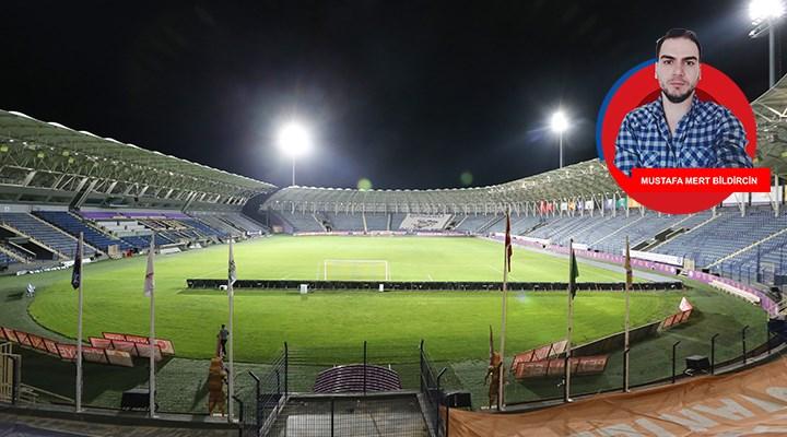Gökçek'in 2017'de 370 bin TL harcadığı Osmanlı Stadı da belediyeye teslim edilmedi