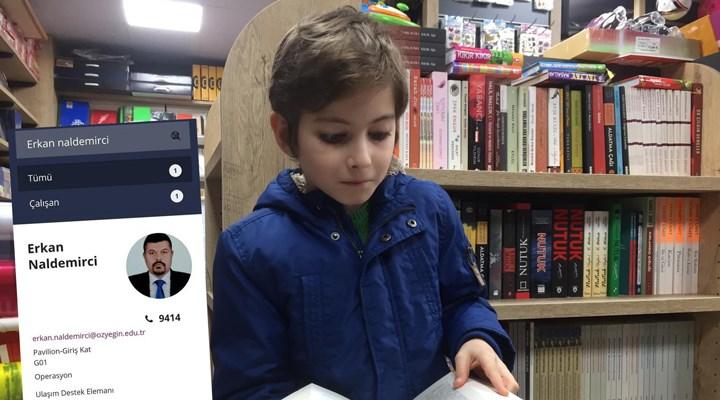 10 yaşındaki Atakan'a skandal sözler sarf eden kişinin işine son verildi!