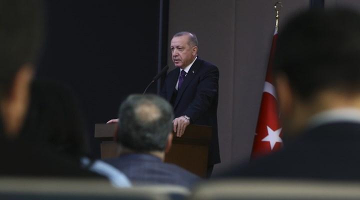 Erdoğan'dan FOX TV'nin 'birkaç şehit' sorusuna sert tepki!