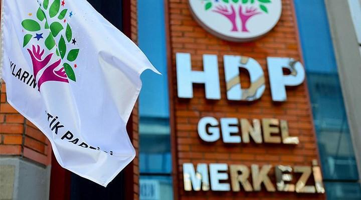 HDP kongresi hakkında jet soruşturma