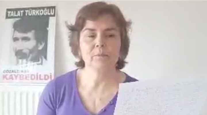 Cumartesi Anneleri: Talat Türkoğlu'nun faillerini istiyoruz