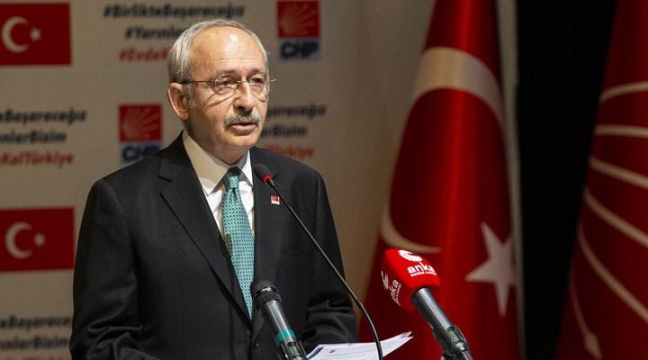 Kılıçdaroğlu'ndan yardım kampanyasının engellenmesine tepki