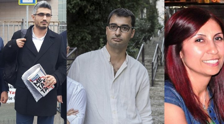 Odatv davasında gazetecilerin tutukluluk halinin devamına karar verildi