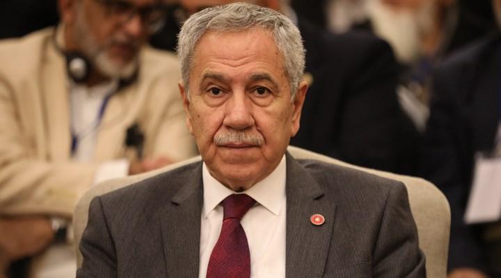 Arınç'ın FETÖ tutukluları göndermeli tweeti AKP'li isimlerin tepkisini çekti