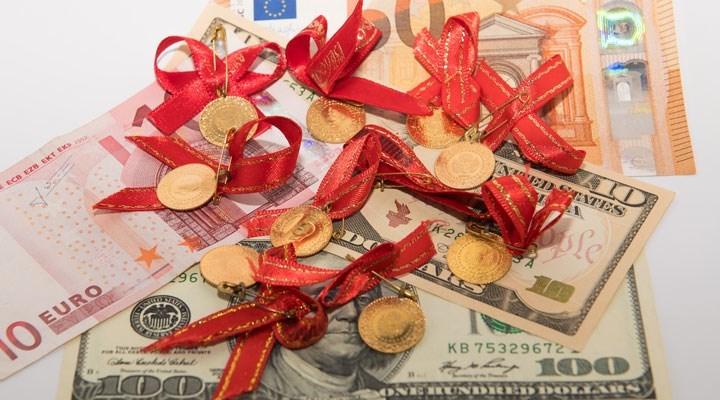 Dolar, avro ve altında yükseliş durmuyor: Rekorlar peş peşe geliyor