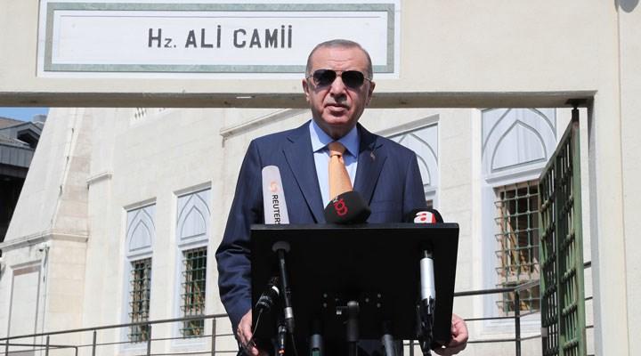 Erdoğan: Halkımız dikkat etmedi, tekrar işi sıkmak durumundayız