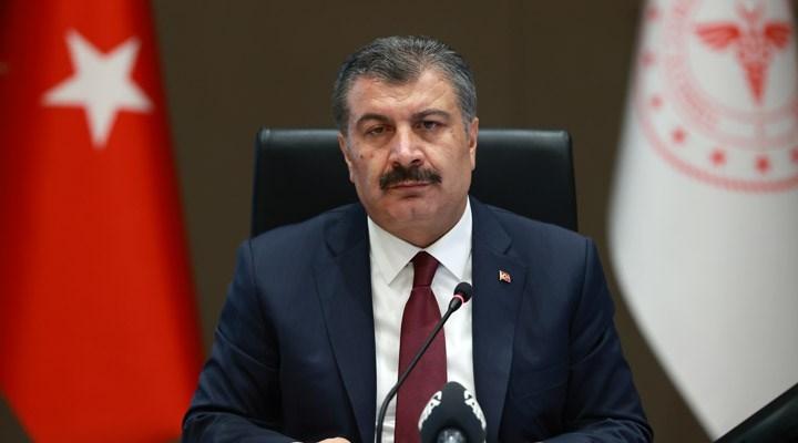 Sağlık Bakanı Koca, tepki aldığı sözlerinden geri adım attı