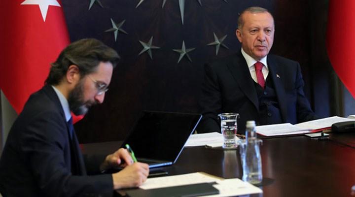 Yeni kararname: 'Algı yönetim merkezi' kuruldu