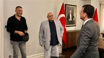 İBB Başkanı İmamoğlu, 'kavuk' projesini anlattı