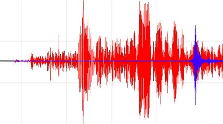 Marmara'da 4.2 büyüklüğünde deprem: İstanbul'da hissedildi