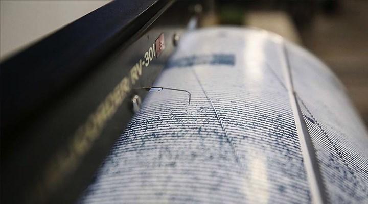 Marmara'da bir deprem daha: 3.6 büyüklüğünde
