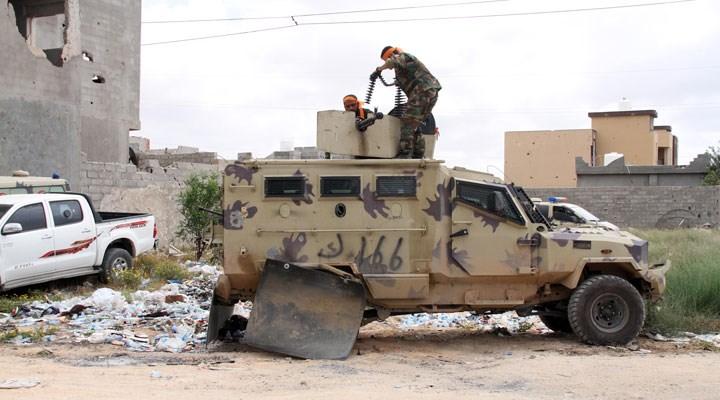 Dört ülkeden Libya açıklaması: Sürece müdahale edene yaptırım uygularız
