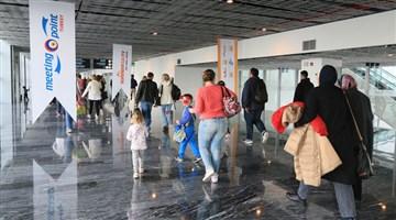 Ekim'de turist sayısı yüzde 60 azaldı; 10 aylık kayıp yüzde 72