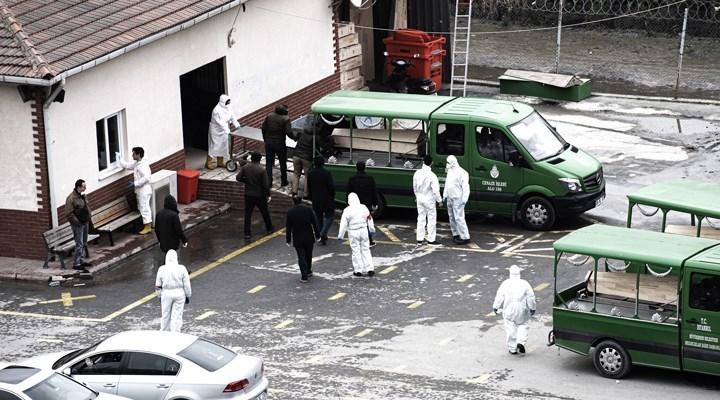 İstanbul'da 'bulaşıcı hastalık' nedeniyle bugünkü can kaybı 201 oldu!