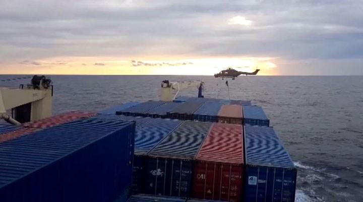 'Libya'ya yasa dışı silah taşıma' iddiası: Türkiye gemisi arandı