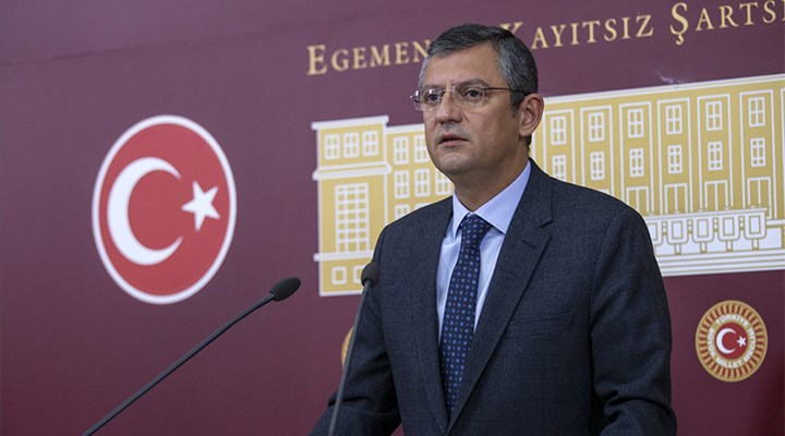 CHP'den 'İrfan Fidan' eleştirisi: FETÖ taktiği