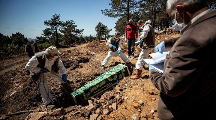 İstanbul'da bugün 231 kişi 'bulaşıcı hastalık' nedeniyle hayatını kaybetti