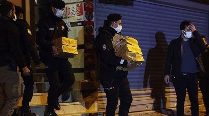 HDP Esenyurt İlçe Eş Başkanları yeniden gözaltına alındı