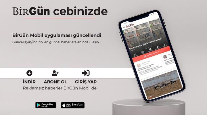 Mobil uygulamamız güncellendi: En güncel haberlere anında erişin
