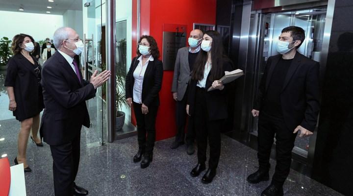 SOL Parti'den CHP'ye ziyaret: AKP ile anayasa yapılmaz