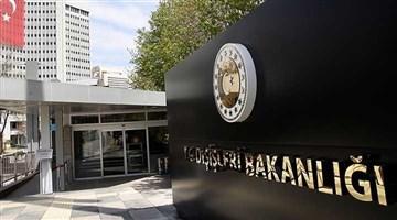 İran'ın Ankara Büyükelçisi, Dışişleri'ne çağrıldı