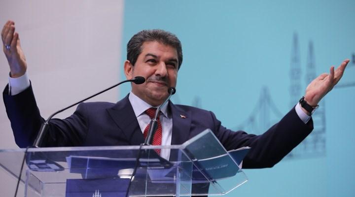 AKP'li Tevfik Göksu, Bilim Kurulu'nun yasakladığı ürünleri öğrencilere dağıttı