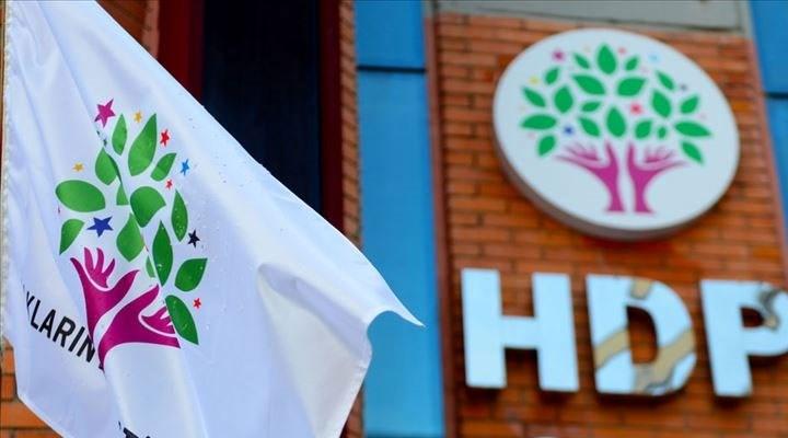 AYM, HDP iddianamesini iade kararını gerekçesiyle Yargıtay'a gönderdi