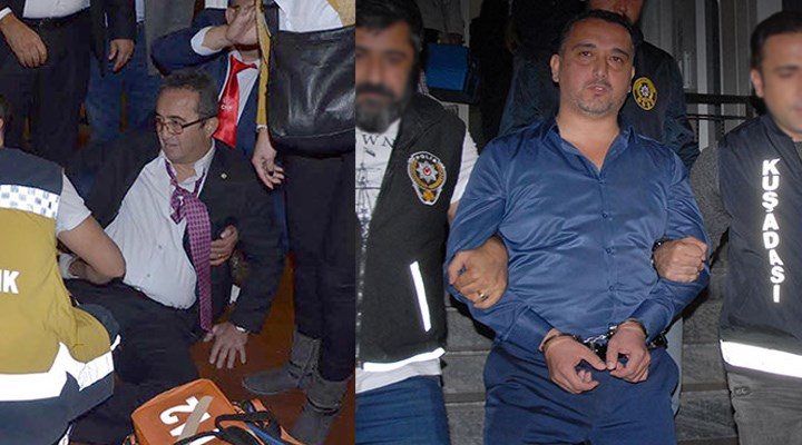 CHP'li Tezcan'ı silahla yaralayan saldırgana 5 yıl sonra 6 yıl 'ceza' verildi