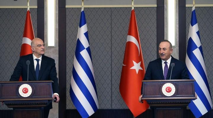 Tartışma çıkan Çavuşoğlu-Dendias görüşmesi dünya basınında