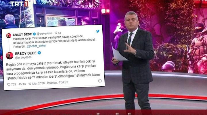 CHP'den Soylu'ya 'Sedat Peker' yanıtı: Ersoy Dede hatırlatıldı